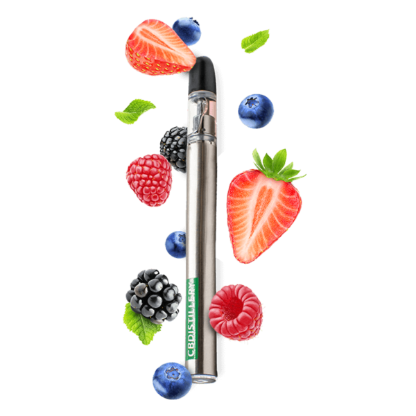 Disposable CBD Vape Pen – 200mg – Grand Daddy Purp