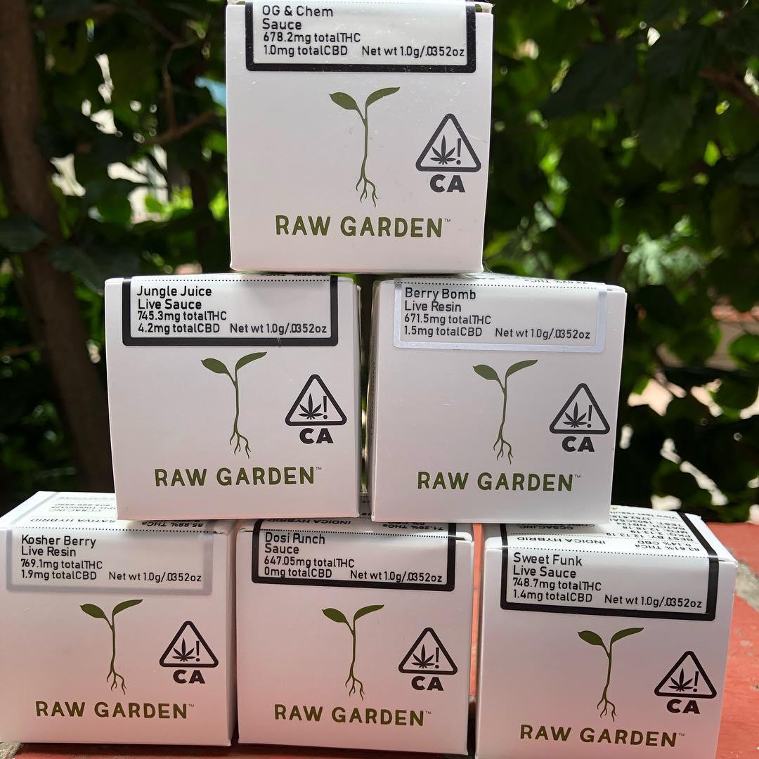 Raw Garden Buy Raw Garden Carts Buy Raw Garden Cartridges